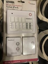 Radio Shack Home Automation Value Pak 61-2410 Lighting & Appliance Controls