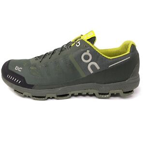 On Cloud Cloudtec Running Shoes Green Trail Running Shoes Sneakers Mens Sz 13 M