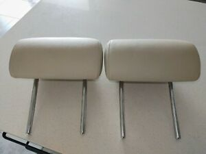 BMW Headrests x2 to fit BMW 5 series E60. Excellent condition.