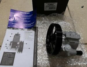 Remanufactured AMK power steering pump, PUM1250, Ford Galaxy, Mondeo, S-MAX.
