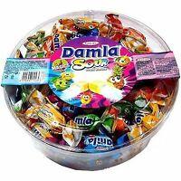Damla Sour Fruit Soft Candy Bonbons 300g Süssigkeiten