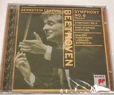 Bernstein BEETHOVEN Symphony No. 6 & Symphony No.8 N.Y. Philharmonic, SONY CD