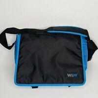 Nintendo Wii U Rocketfish Discontinued Official Carrying Case Travel Bag Rare