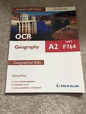 OCR A2 Geography Student Unit Guide: Unit F764 Geographical Skills by Michael R…