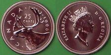 1996 Canada Quarter Graded as Specimen From Original Set