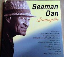 "SEAMAN DAN ""SUNNYSIDE"" 2012 ORIGINAL GATEFOLD 11 TRACK CD ALBUM HARD TO FIND"