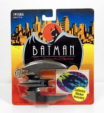 ERTL Batman The Animated Series Batplane Diecast 1992 Mint on card