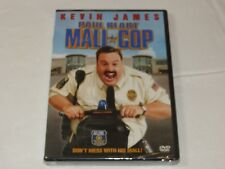 Paul Blart: Mall Cop DVD 2009 Comedy Rated PG Kevin James 25638 Columbia Picture