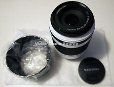 SAMSUNG NX 50-200MM F4.0-5.6 OIS III OBJEKTIV LENS WEISS WHITE EX-T50200CSW *TOP