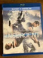 The Divergent Series: Insurgent (Blu-ray Disc, 2015). Digital Code NOT Included.