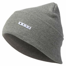 Neff Men's Lawrence Beanie Gray Heather Headwear Cold Snow Winter
