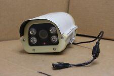Occasion testé OK : Camera de surveillance couleur dans caisson etanche chauffé