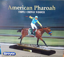 Breyer Galleries Newest Resin Triple Crown Winner American Pharoah RaceHorse