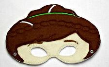 Handmade Kids Mask - ANNA - Disney Frozen - Dress up costume