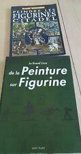 Le grand livre de la peinture sur figurine