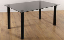 Glass Up to 6 Unbranded Kitchen & Dining Tables