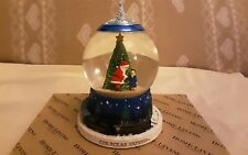 More details for polar express big collecters snow globe, 17 cm free lanyard with all purchases.