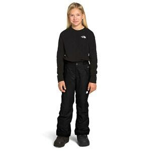 New The North Face Girls Freedom Insulated Snow Winter Athletic Hiking Pants M