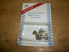 NOS 73-74 YAMAHA TX500 77 XS750 75-78 XS500 500 750 K&S IGNITION POINTS 08-0019