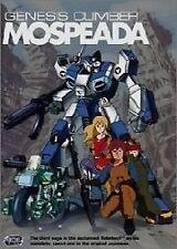 Genesis Climber Mospeada (DVD, 2004, 5-Disc Set) - New - Region 4