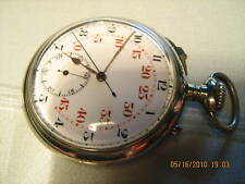 SALE!! Rare Le Phare football(soccer) referee,very unusual pocket chronograph