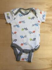 Gerber Onesie Newborn 5-8lbs Dogs Cotton One Piece Preowned InfantBabyShop.com
