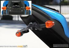 16-17 Suzuki GSX S1000 S1000F Fender Eliminator Tidy Tail w/ LED Plate Light