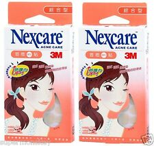 3M NEXCARE ACNE CARE DRESSING PIMPLE STICKERS 36pcs * 2 pack