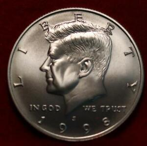 Uncirculated 1998-S Matte Proof San Francisco Mint Silver Kennedy Half