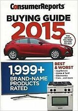 B00R1ZZH4Q Consumer Reports Buying Guide 2015 Pocket Size
