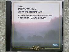 Grieg - Peer Gynt - Rasilainen - Szilvay - Warner Music Japan CD Neuwertig