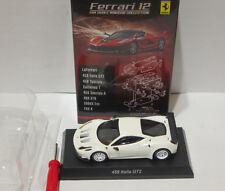 Kyosho 1:64 Ferrari Collection 12 Ferrari 458 Italia GT2 white Brand new