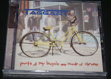 Taggart  Parts of My Bicycle Are Made of Chrome Private Local Rock CD 2003 New