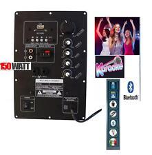 Modulo amplificatore 150 Watt Blue Tooth USB  Karaoke per casse