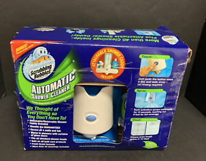 Scrubbing Bubbles Automatic Shower Cleaner Sprayer Kit 2 Refills Discontinued
