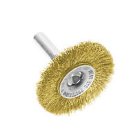 24X Steel Flat/&Cup Wheel Brush For Drill Electric Grinder Rust Removal 6mm Shank
