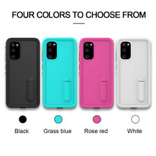 Waterproof Shockproof Stand Case Cover For Samsung Galaxy S20 / S20 Ultra / S20+
