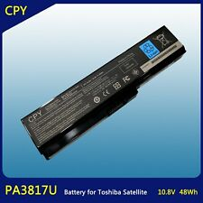 New listing New Pa3817U-1Brs Laptop Battery for Toshiba Satellite L745 L750 L755 L755D 10.8V