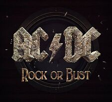 AC/DC - ROCK OR BUST: CD ALBUM (December 1st, 2014)