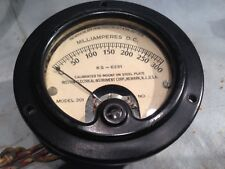 Western Electric KS-6291 300mA Gauge from Western Electric 46 Tube Amplifier
