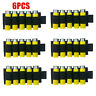 6 x Tactical 5 Rounds Shot Gun Shell Holder Ammo Cartridge Pouch Holster 12/20GA