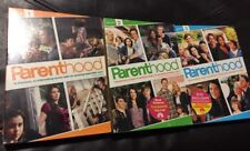 Parenthood Seasons 1,2,3 DVD 1-3 NBC