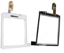 BLACKBERRY 9500 9530 Anteriore Touch Screen Pannello Digitalizzatore Riparazione Parte UK bianco