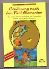 Ernährung nach den Fünf Elementen - Barbara Temelie (2001) Taschenbuch