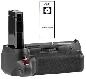 ayex Akkugriff Batteriegriff für Nikon D5500, D5600 inkl. IR Fernauslöser