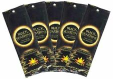 5 Black Sunshhine 100X Tingle Bronzer Tanning Lotion Packets By Most