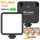 Ulanzi VIJIM VL81 LED Video Light 3200-5600K Stepless 850LM 6.5W With Cold Shoe