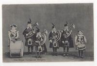 The Royal Hungarian Midgets Vintage Postcard Entertainers 871b