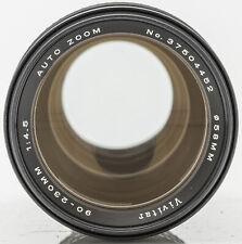 Vivitar Auto Zoom 90-230mm 90-230 mm 1:4.5 4.5 - TX- Mount - M42 Anschluss