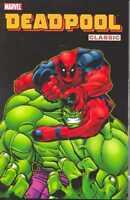 DEADPOOL CLASSIC VOL #2 TPB Marvel Comics Weapon X Hulk TP